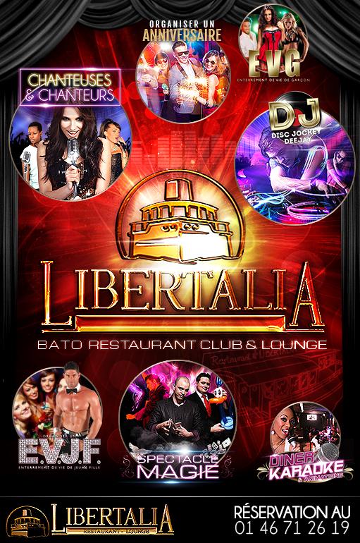 Activités au Libertalia