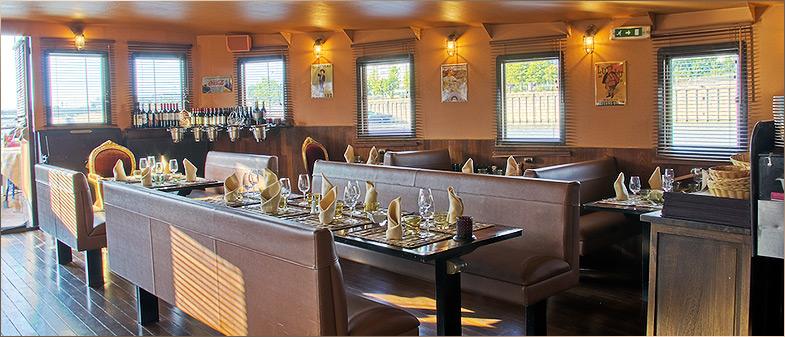 Restaurant Le Libertalia - Anniversaire, groupes, soirées privées